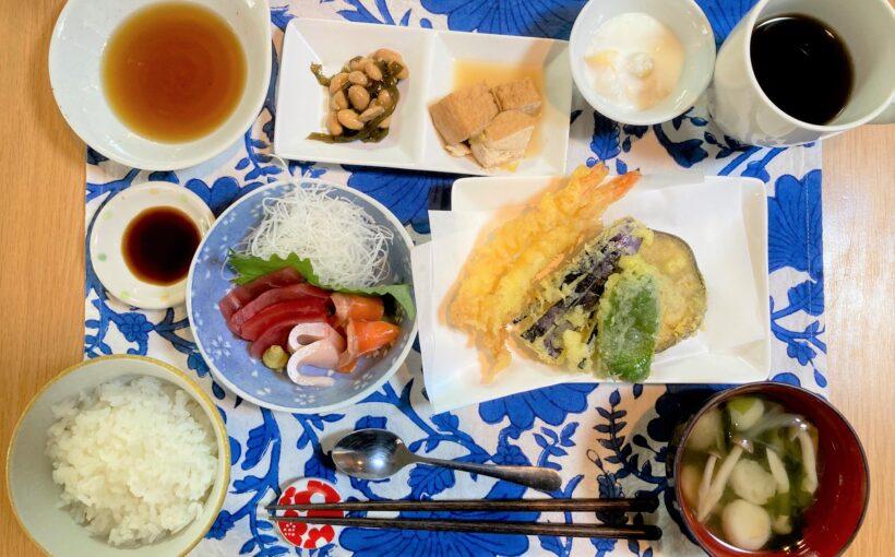 ¥400円 毎日手作りの昼食♪